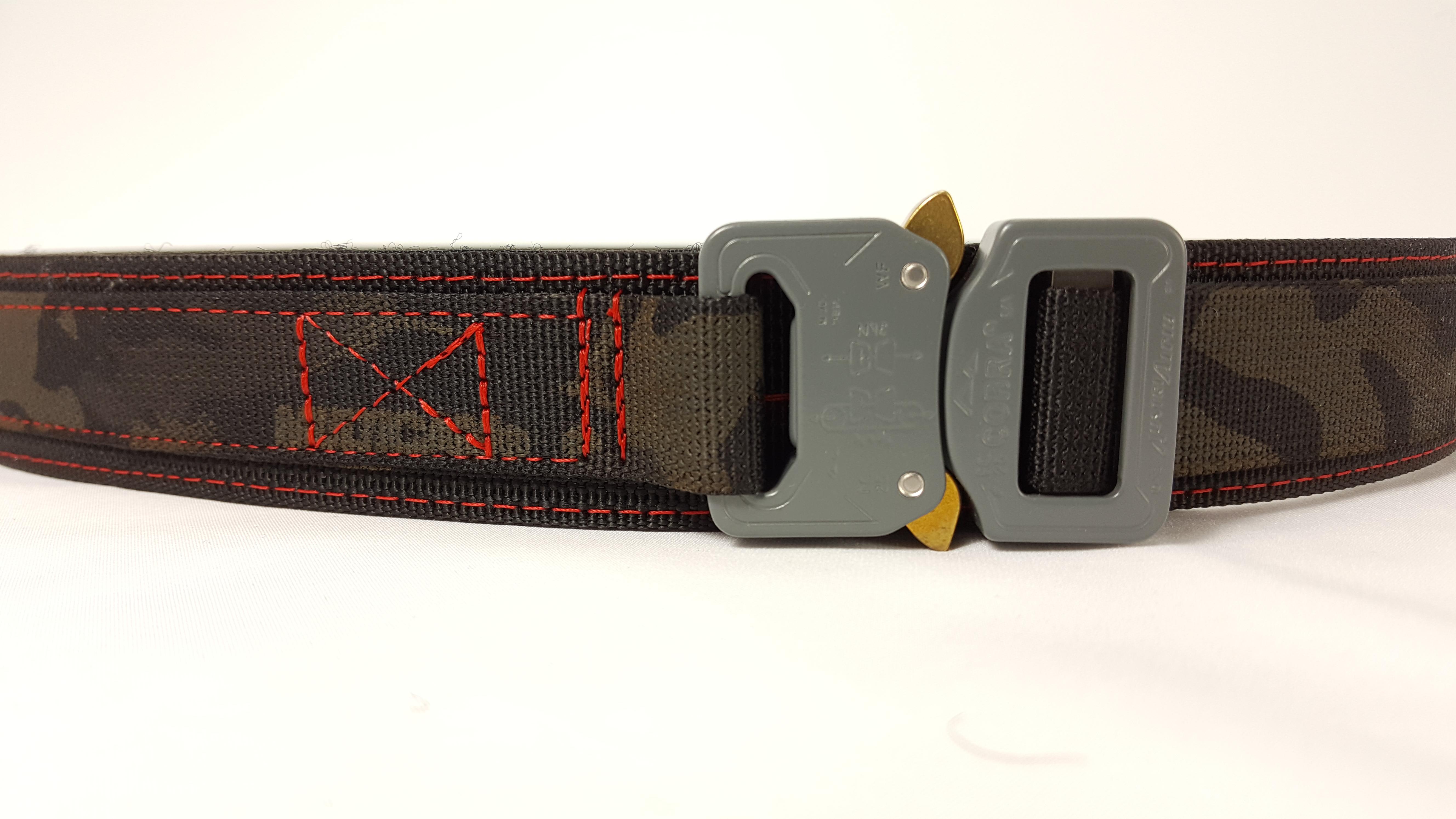 edc cobra belt
